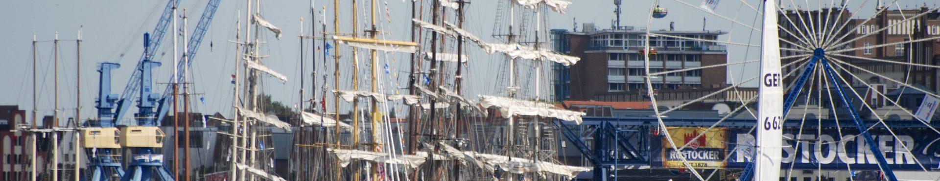 Hansesail Rostock 2020 offiziell abgesagt